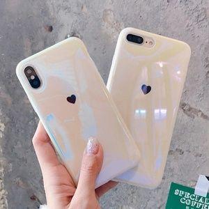 NEW iPhone 11/Pro/Max/XR/X/XS/7/8/Plus Heart case